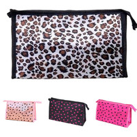 100% High Quality Guarantee Multi Color Pattern Cute Color Multi-Function Cosmetic Bag maquillaje Makeup Bags Free Shipping