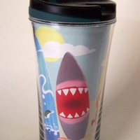 Starbucks Hawaii Surf Board 8oz Tumbler