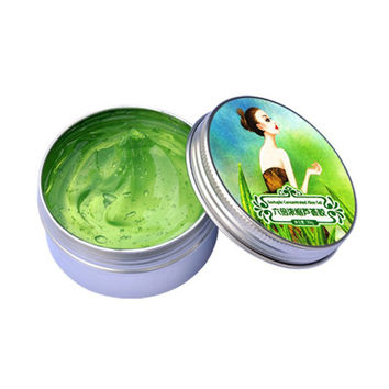 Natural Aloe Vera Gel Moisturizing Cream Face Skin Care Whitening Moisturizing Remove Acne Oil Control
