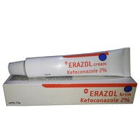 Erazol Ketoconazole Cream 2% for Fungal Infections