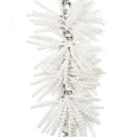 Banana Republic Pearl Line Bracelet Size One Size - Pearl
