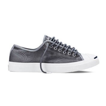 Converse Jack Purcell Wool Canvas  (Thunder Grey)