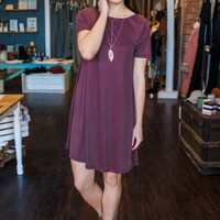 New Standard Dress - Dusty Plum