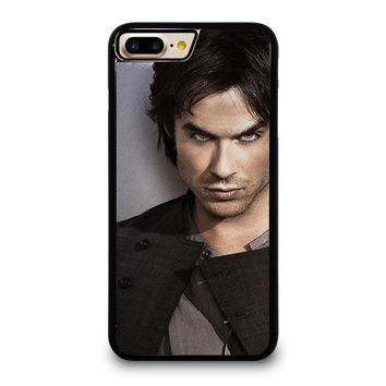 IAN SOMERHALDER VAMPIRE DIARIES iPhone 4/4S 5/5S/SE 5C 6/6S 7 8 Plus X Case