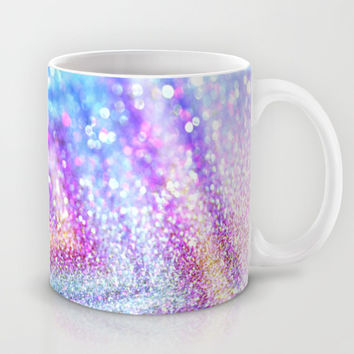diamond glitter Mug by Haroulita