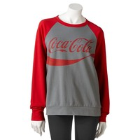 Mighty Fine Coca-Cola Sweatshirt - Juniors