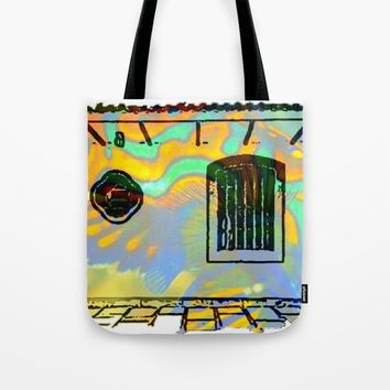 imagination Tote Bag by celiariani