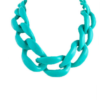 Linked-In Necklace