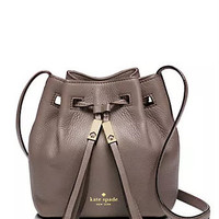 Kate Spade New York Grey Street Tiny Cooper Crossbody