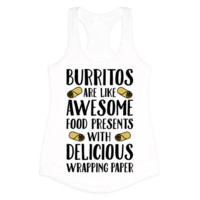 BURRITOS ARE AWESOME PRESENTS