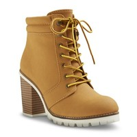Women's Liana Heeled Ankle Boots - Assorted Colors