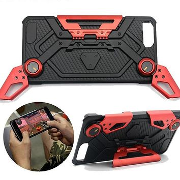 Shockproof Armor Case with Gaming Handle for iPhone 8, 8 Plus, 7, 7Plus, 6s Plus