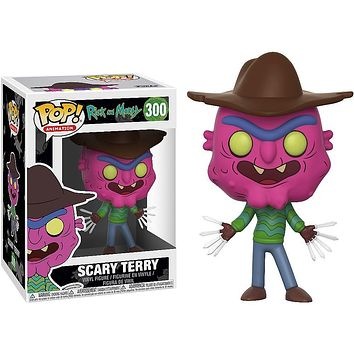 Scary Terry Funko Pop! Animation Rick & Morty