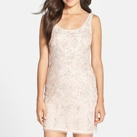 Women's Adrianna Papell Beaded Tank Dress,