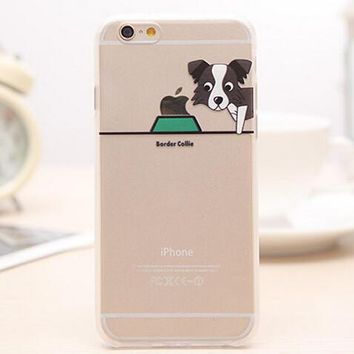 cute shih tzu dog iphone 5s 6 6s plus case gift 99  number 1