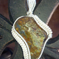 BiG SuR VuLcAn JaDe- HeAdY JaDe WiRe WrAP- BiG SuR JaDe WiRe WrAp- JaDe PeNdAnT- VuLcAn JaDe- HeAdY WrApS