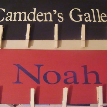 Childrens Gallery sign