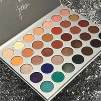 ONETOW Day-First? Morphe x Jaclyn Hill palette