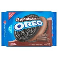 Nabisco Oreo Chocolate Creme Sandwich Cookies, 15.25 oz - Walmart.com