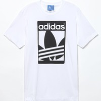 Graphic Street T-Shirt - Mens Tee - White