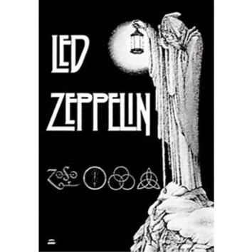 Led Zeppelin - Poster Flag