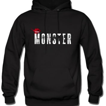 the monster Hoodie