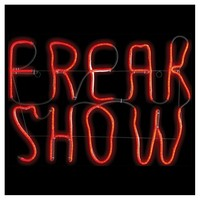 "17 ""Halloween Light Glow Freak Show"