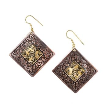Annapurna Earrings - Matr Boomie (Jewelry)