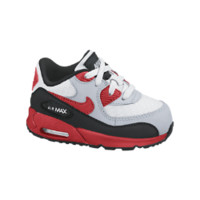 Nike Air Max 90 2c-10c Toddler Boys' Shoes - White