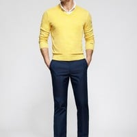 Bonobos Men's Clothing | The Highland Pant - Navy