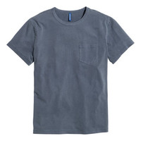 H&M T-shirt with Chest Pocket $17.99