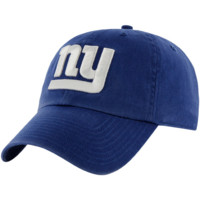 47 New York Giants Cleanup Adjustable Hat - Royal Blue