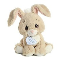 8.5 INCH FLOPPY EARED PRECIOUS MOMENTS BUNNY RABBIT STUFFED ANIMAL PLUSH TOY