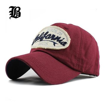 Trendy Winter Jacket [FLB] 2017 New fashion high quality fall men hat Cap casual moto snapback hat men's baseball cap hats for men women  AT_92_12