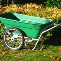 Muller's Smart Carts Heavy Duty Lawn and Garden Carts