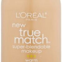 L'oreal True Match Super-blendable Makeup, Nude Beige, 1-Fluid Ounce