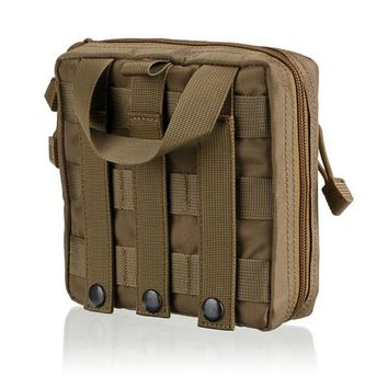 Medical Kit Utility Tool Military First Aid Kit Survival Gear Bag Tactical Bag Tool Belt Hunting Pouch