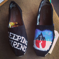 Sleeping With Sirens TOMS