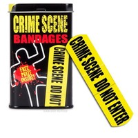 Crime Scene Adhesive Band-Aids