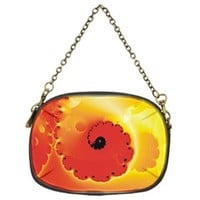 Fractal War Chain Purse (Two Sided)