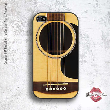 Guitar - iPhone 4 Case, iPhone 4s Case and iPhone 5 case