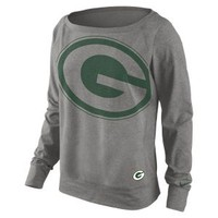 Nike Store. Nike Wildcard Epic (NFL Packers) Women's Sweatshirt