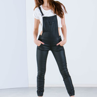 Super Slick Coated Overalls