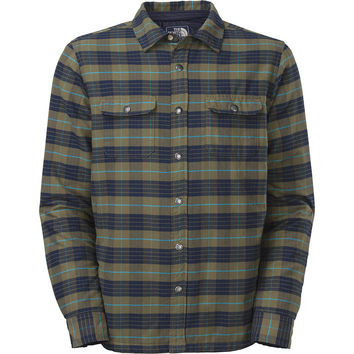 The North Face Wesley Plaid Shirt Jacket - Long-Sleeve - Men's