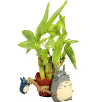 Studio Ghibli My Neighbor Totoro Cart Mini Planter