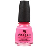 China Glaze Neon Shocking Pink
