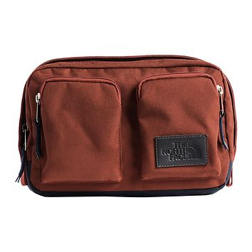 Kanga Fannypack in Henna Heather & Urban Navy by The North Face