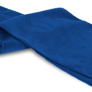 Fleece Scarf - Royal - CASE OF 48