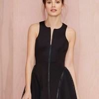 Nasty Gal L.A. Woman Neoprene Dress