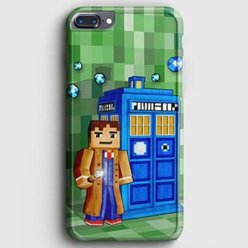 Tardis Doctor Who Little Prince iPhone 7 Plus Case